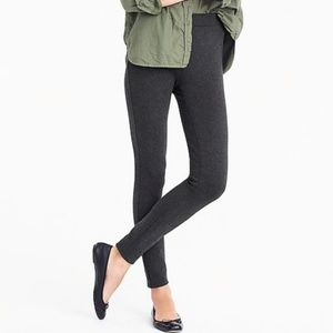 J. CREW Any Day Pant in Stretch Ponte Petite NEW
